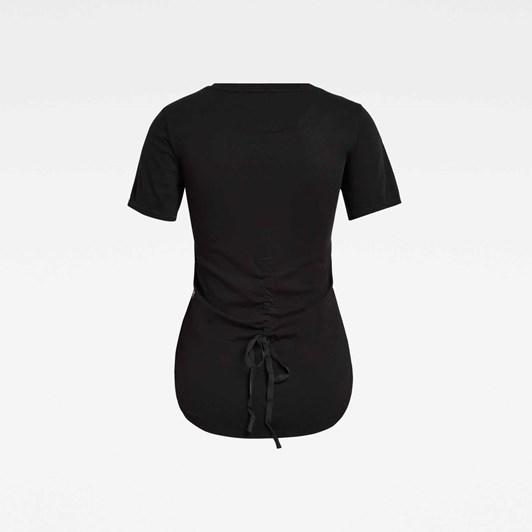 G-Star Adjustable Back Slim Fit Tee