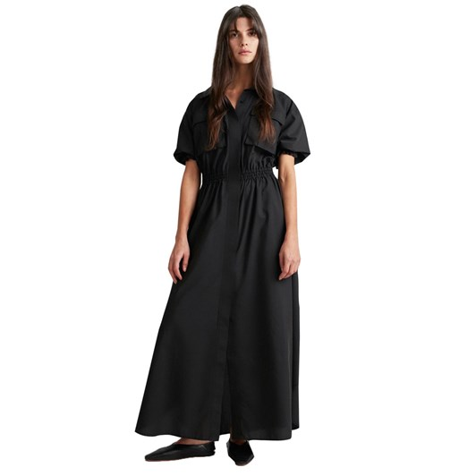 Camilla And Marc Frost Puff Sleeve Shirt Dress