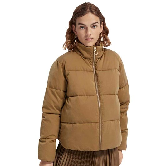 Maison Soft Quilted Jacket