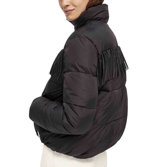 Maison Quilted Western Jacket