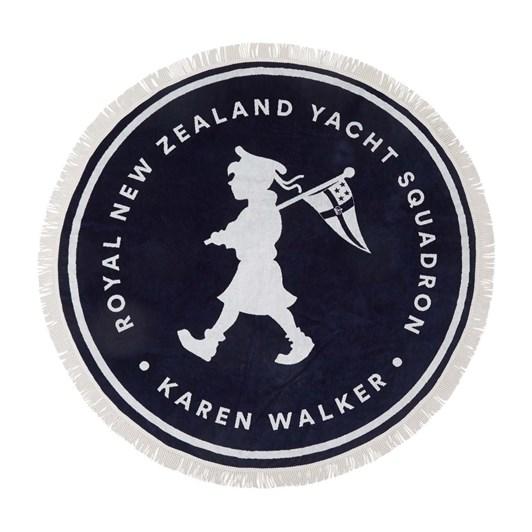 Karen Walker Home RNZYS Runaway Girl Towel