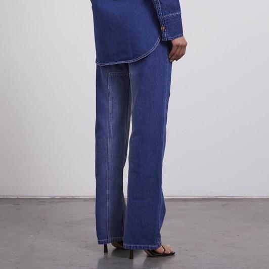 Wynn Hamlyn Panel Denim Jeans