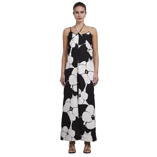 Wynn Hamlyn Miranda Layered Slip Dress