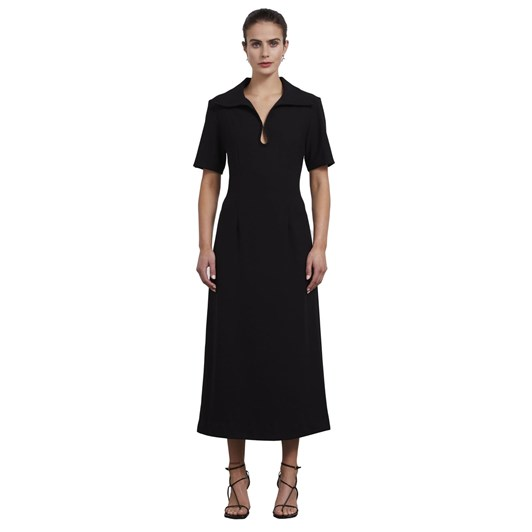 Wynn Hamlyn Key Hole Dress