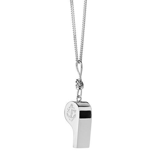 Karen Walker Jewellery Navigator's Whistle Necklace