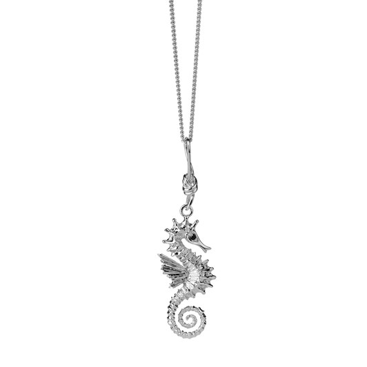Karen Walker Jewellery Seahorse Necklace