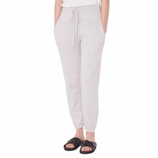 Assembly Label Cotton Cashmere Lounge Pant - Grey Marle
