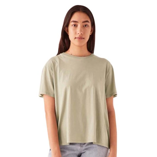 Assembly Label The Crew Tee - Soft Green