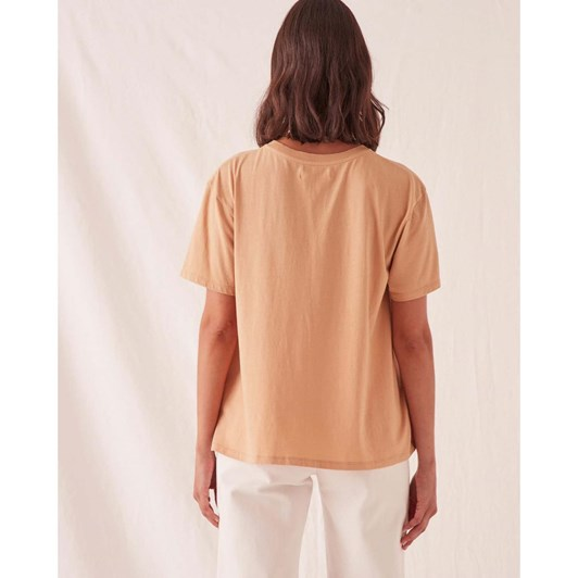Assembly Label The Crew Tee - Taupe
