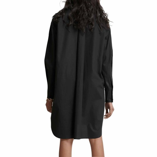 Karen Walker Organic Cotton Shirt Dress