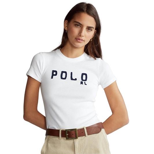 Polo Ralph Lauren Logo-Patch Cotton Tee