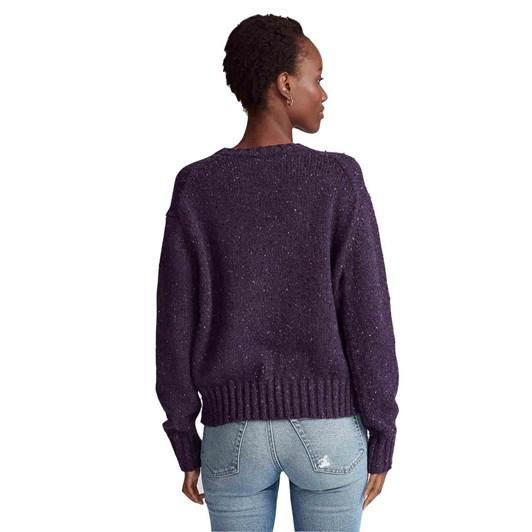 Polo Ralph Lauren Logo Wool-Blend Sweater