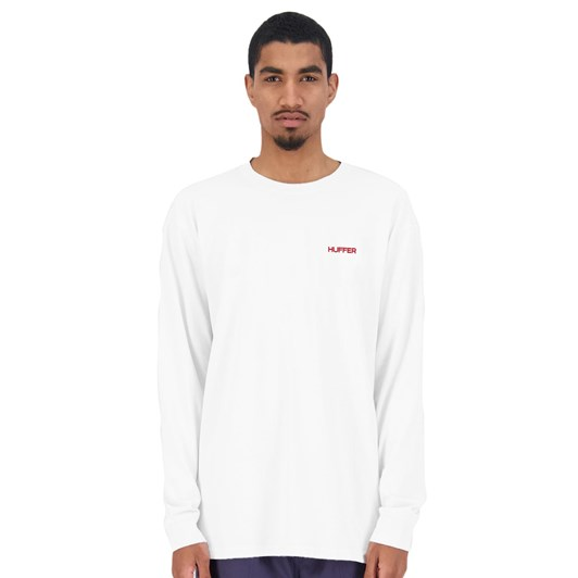 Huffer L/S Sup Tee/Paradise