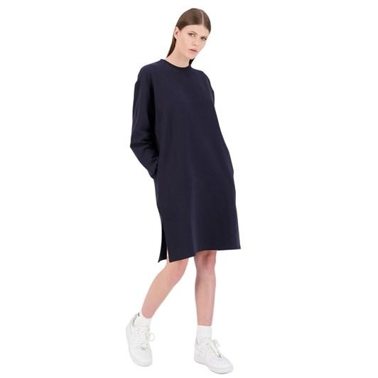 Huffer Dual L/S Split Dress