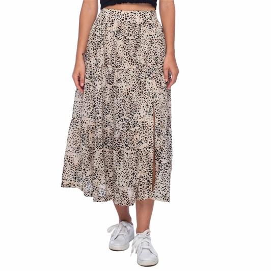 Blak With Me Skirt