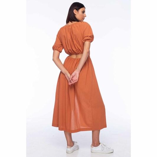 Blak Bloom Dress