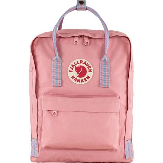 Fjallraven Kånken Pink-Long Stripes Backpack