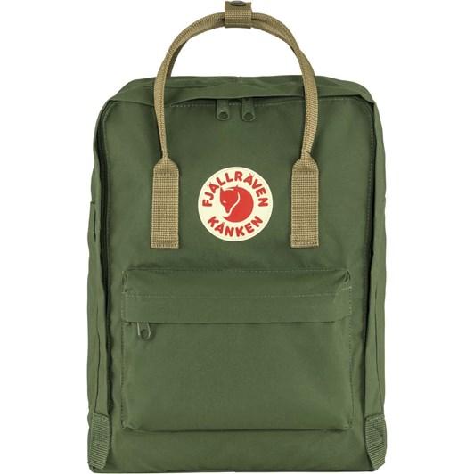 Fjallraven Kånken Spruce Green-Clay Backpack