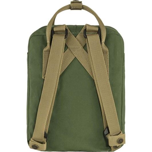 Fjallraven Kånken Spruce Green-Clay Backpack Mini