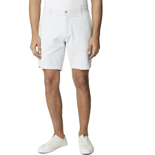 Ben Sherman Seersucker Stripe Short
