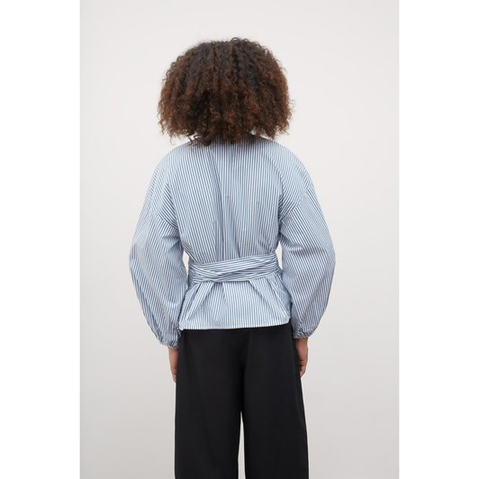 Kowtow Journey Wrap Top