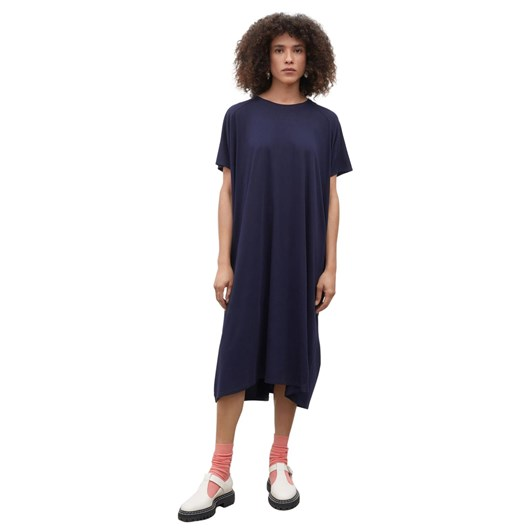 Kowtow Side Pleat Dress