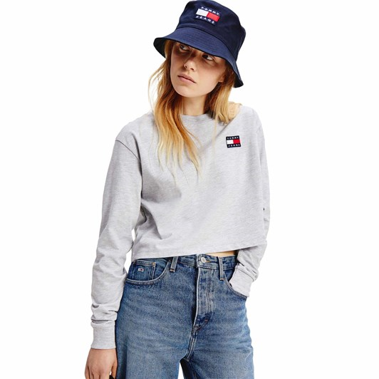 Tommy Jeans Tommy Badge Longsleeve