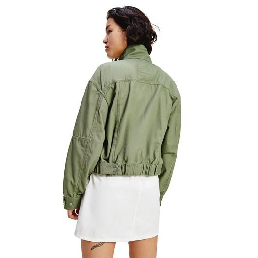 Tommy Jeans Crop Utility Jacket
