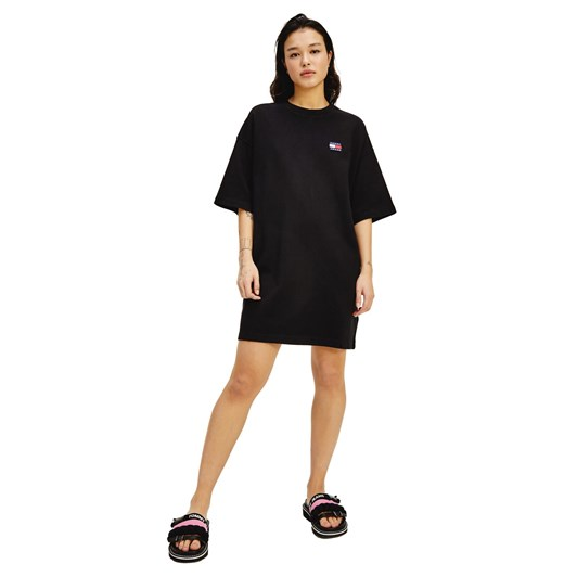 Tommy Jeans Oversized Badge Tee Dress