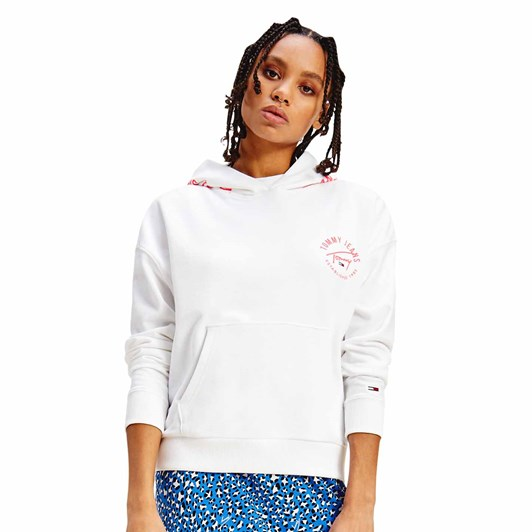 Tommy Jeans Boxy Tape Hoodie