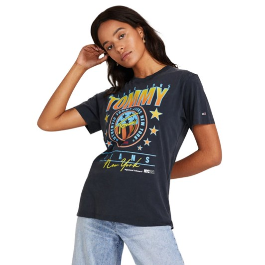 Tommy Jeans Relaxed Vintage Stars Tee
