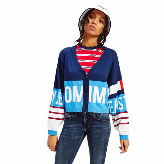 Tommy Jeans Branded Cardigan