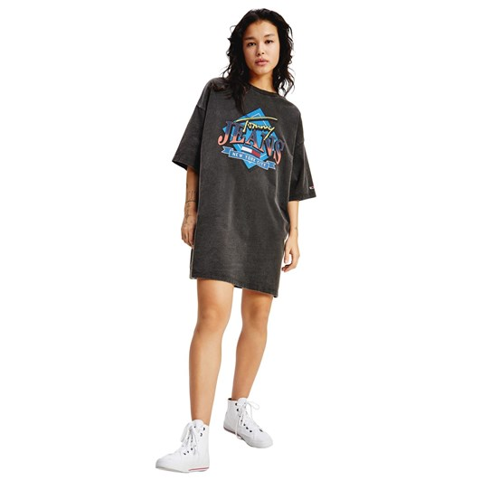 Tommy Jeans Vintage Graphic Tee Dress
