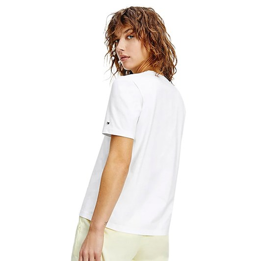 Tommy Hilfiger Regular Circle C-Nk Tee S/S