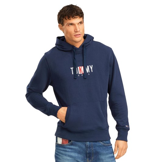Tommy Jeans Timeless Tommy Hoodie 2
