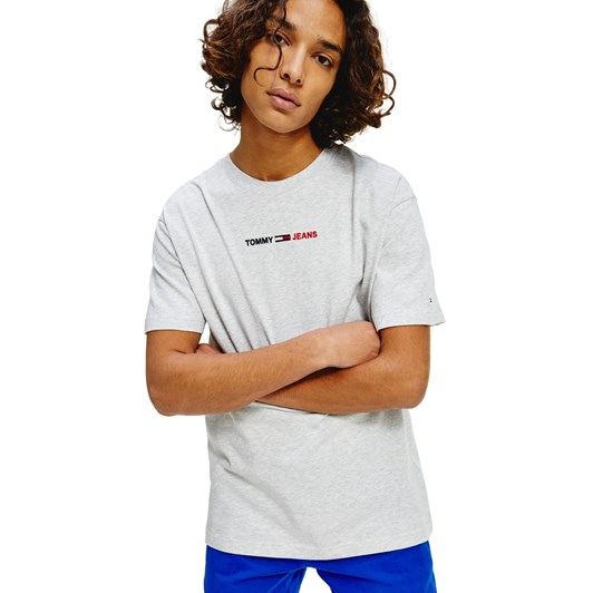 Tommy Jeans Linear Logo Tee
