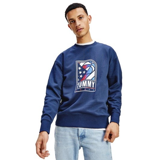 Tommy Jeans Basketball Crew