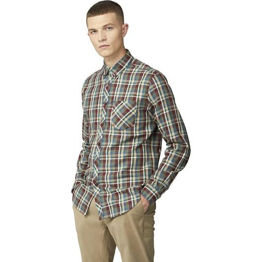 Ben Sherman Winter Madras Check Shirt
