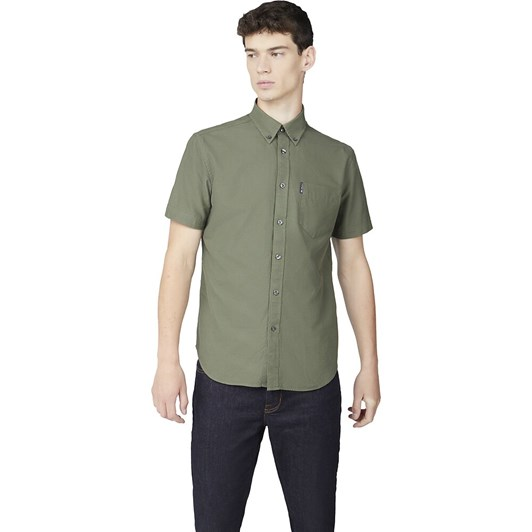 Ben Sherman Signature S/S Oxford Shirt