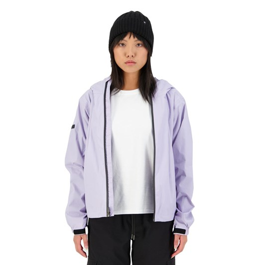 Huffer Wmns Block Shell Jacket
