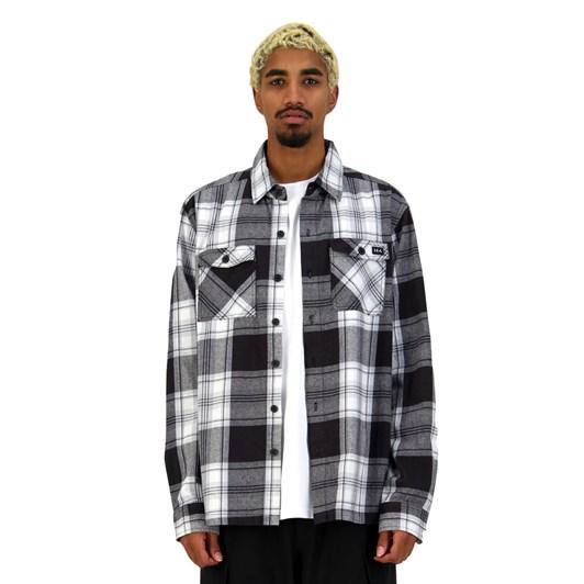 Huffer LS Check Shirt