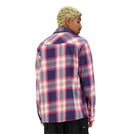 Huffer LS Check Shirt