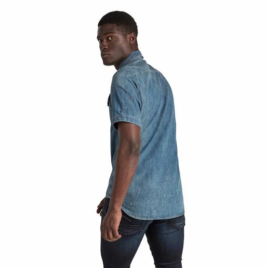 G-Star 3301 Slim Shirt S\S