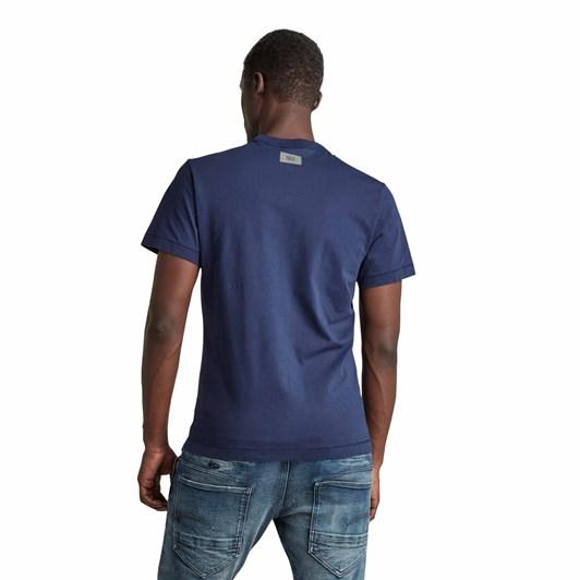 G-Star Stitch Detail Pocket R T-Shirt