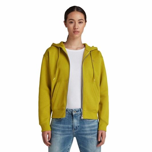 G-Star Premium Core Hdd Zip Thru Sweatshirt Wmn