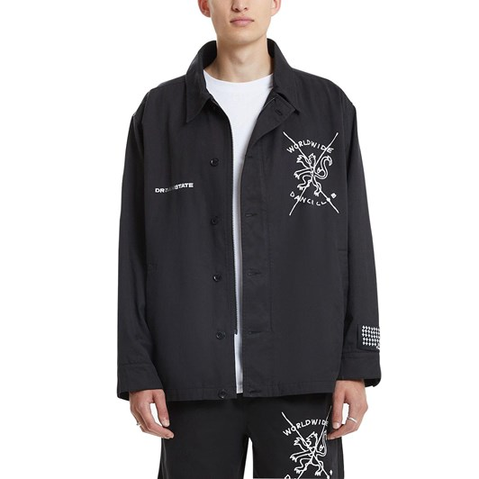 Ksubi Liberty Jacket Black