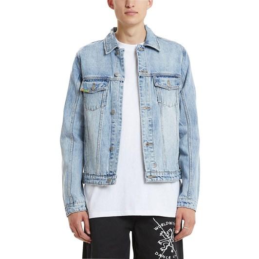 Ksubi Classic Jacket Kolor Stitch