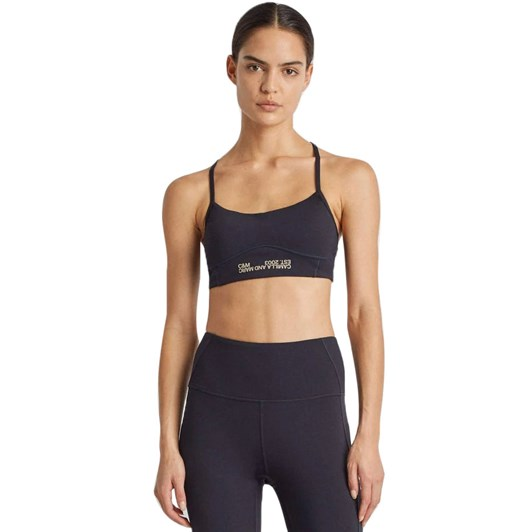 C & M Kennedy Panelled Crop