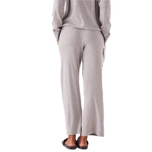 Assembly Label Cotton Cashmere Wide Leg Pant