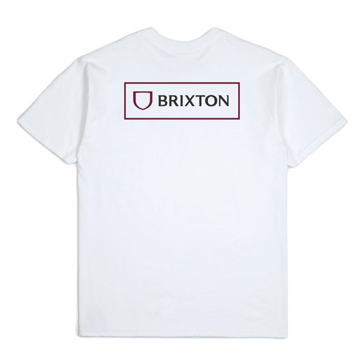 Brixton Alpha Block S/S Stt